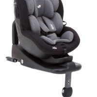 Silla Auto I-Anchor Advance + Base Isofix Two Tone Black