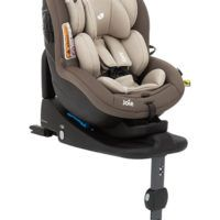 Silla Auto I-Anchor Advance + Base Isofix Wheat