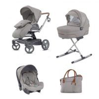 Carro Quad System Quattro Trio Derby Grey