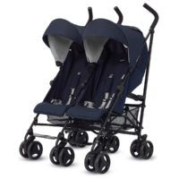 Silla de Paseo Gemelar Twin Swift Marino