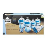 Kit Recién Nacido Closer to Nature Tommee Tippee – Azul