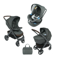Carro Trio StylGo Up Cool Grey