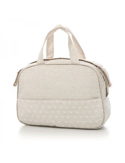 Bolso Jeans Star Beige