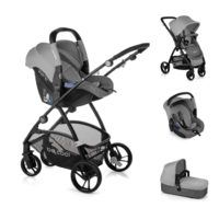 Carro Trio Slide 3 Top BeGrey