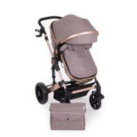 Carro Darling 3 en 1 Transformable Beige
