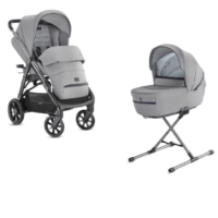 Carro Aptica System Quattro Duo Silk Grey
