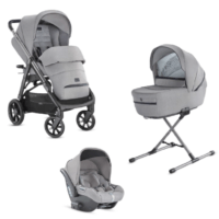 Carro Aptica System Quattro Trio Silk Grey