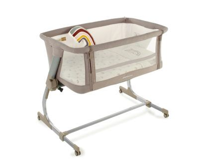 Minicuna colecho Baby Side Rainbow Jané