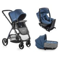Carro Trio Slide 3 Crib SIN Base Isofix