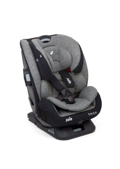 Silla Auto Every Stages Fx Two Tone Black