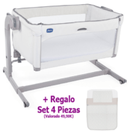 Next2Me Magic Chicco White Snow