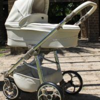 Carro Calipso Bytax Trio Beige