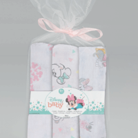 Pack de Gasas Disney Minnie Mouse