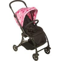 Silla Plume Stories Rosa +Barra Delantera