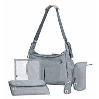 Bolso Urban Bag Smokey de Babymoov