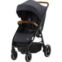 Silla B-Agile R Black Shadow – Brown Britax Römer