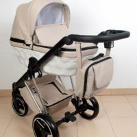 Carro Trio Cristiano Diamante Beige