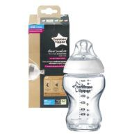 Biberon de Vidrio Closer to Nature de Tommee Tippee