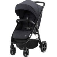 Silla B-Agile R Black Shadow – Black Britax Römer