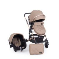 Carro Amaia 3 en 1 Transformable Beige