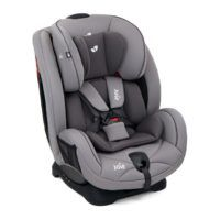 Silla Auto Stages Gray Flannel
