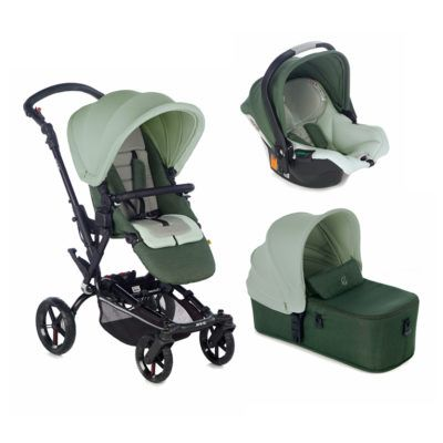 Carro Trio Epic+Micro+Koos iSize 2021 Forest Green