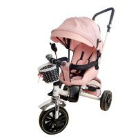 Triciclo Reversible Rosa