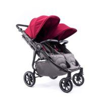 Carro Easy Twin 4 Light Baby Monsters Chasis Negro
